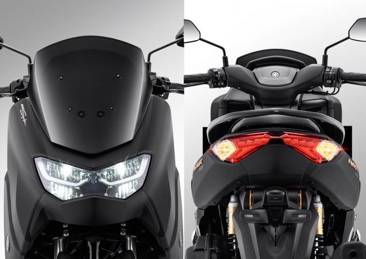 Memilih Yamaha All New Nmax