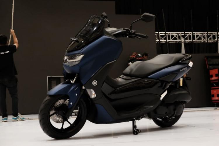 Mencari Yamaha All New Nmax Terbaik