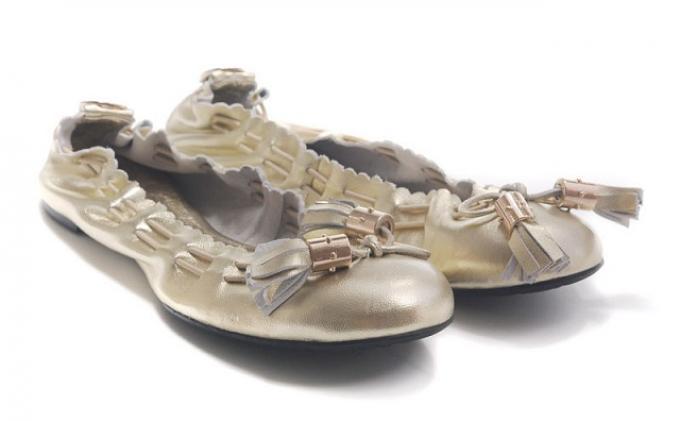 Model Sepatu Flats